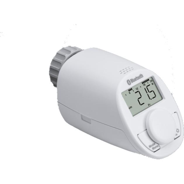 CC-RT-BLE-EQ Blanco termoestato, Termostato de la calefacción