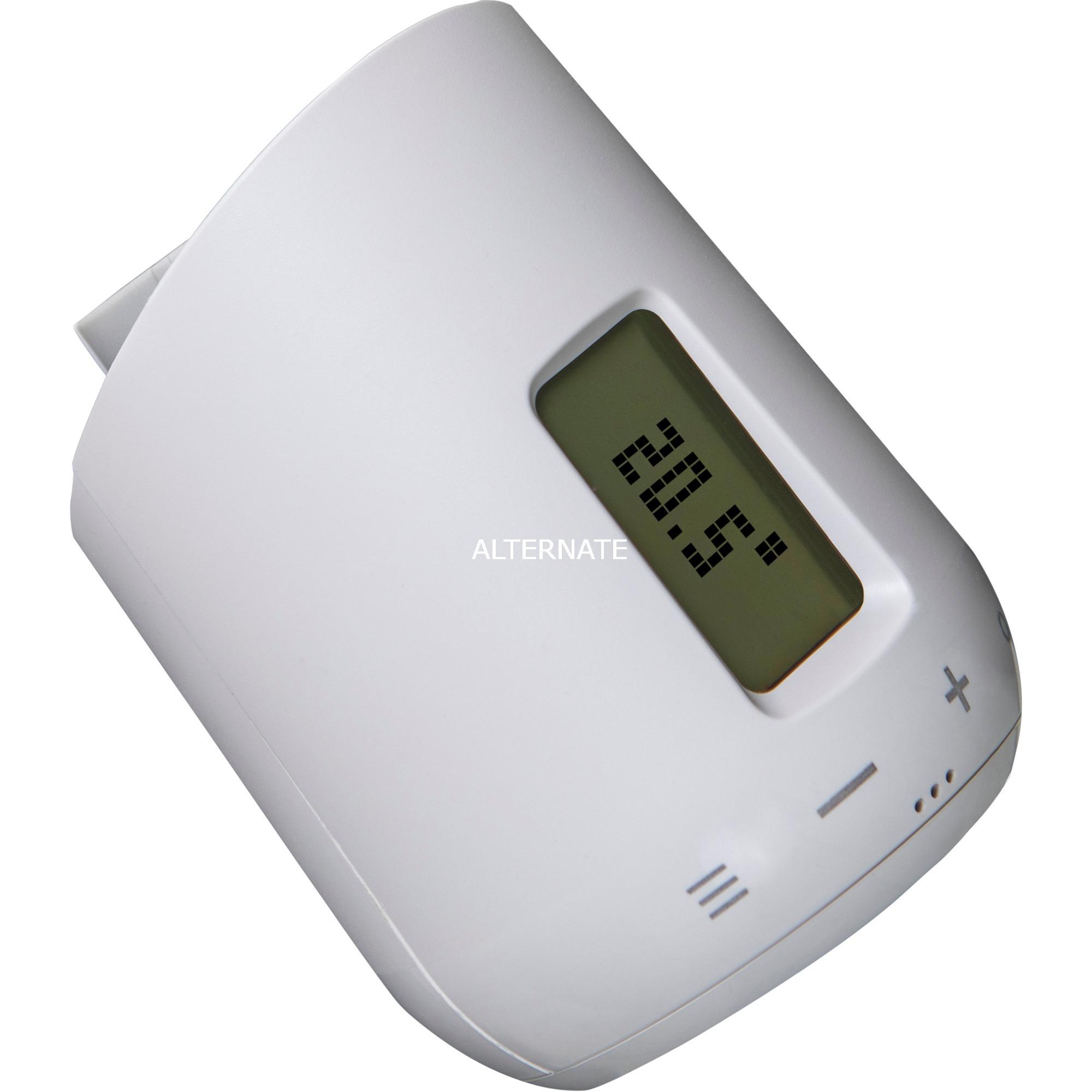 Genius LCD 100 termoestato Blanco, Termostato de la calefacción