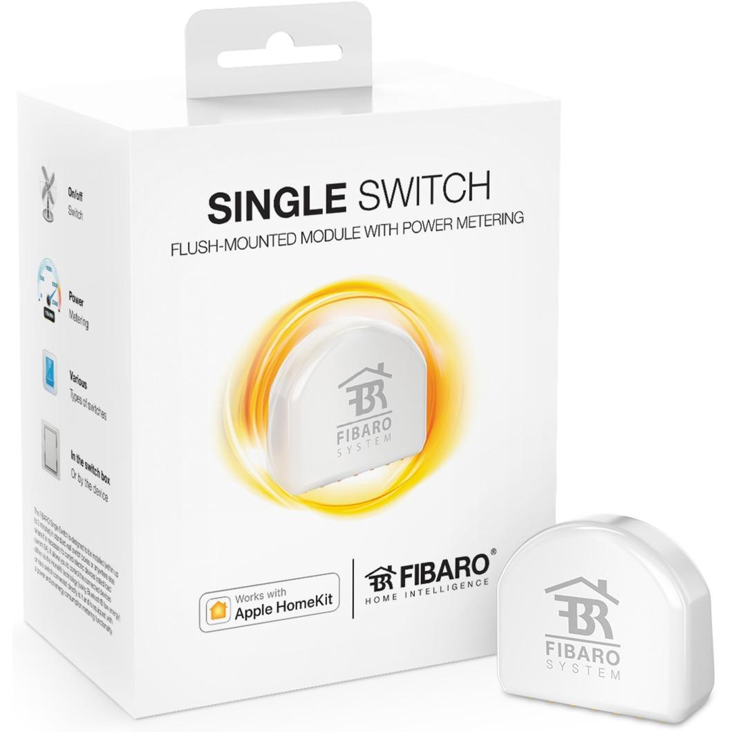 FGBHS-213 regulador inteligente de luz Inalámbrico Blanco, Interruptor