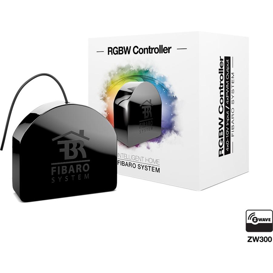 RGB Module regulador inteligente de luz Inalámbrico Negro, Módulo