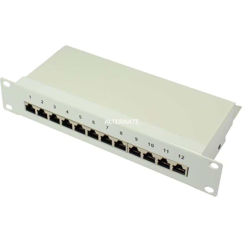 GC-N0005 panel de parcheo 1U, Patch Panel