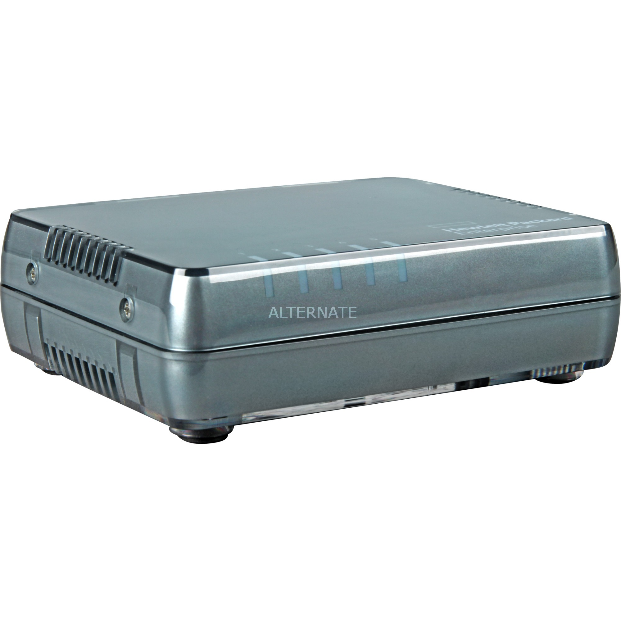 OfficeConnect 1405 5G v3 No administrado L2 Gigabit Ethernet (10/100/1000) Gris, Interruptor/Conmutador