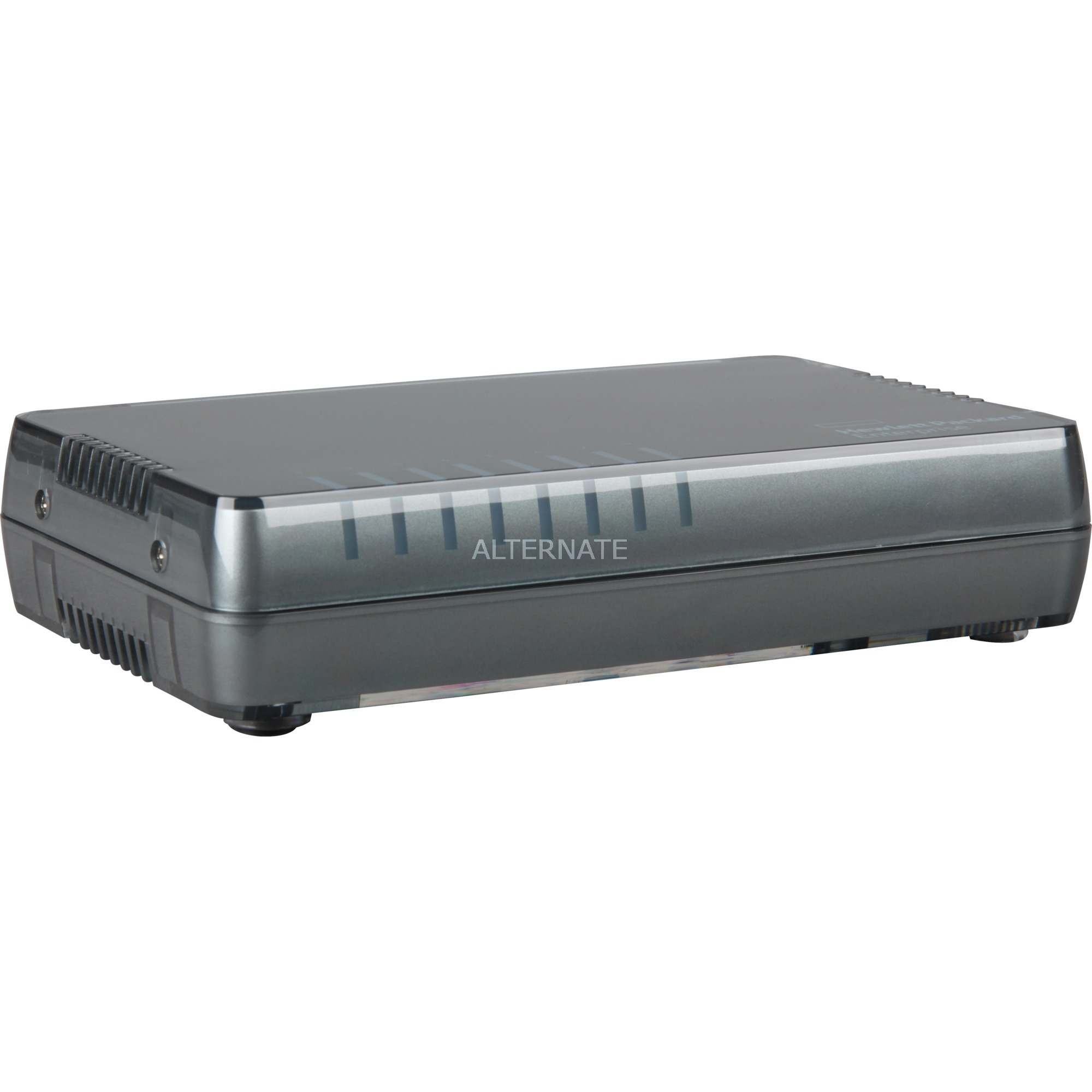 OfficeConnect 1405 8G v3 No administrado L2 Gigabit Ethernet (10/100/1000) Gris, Interruptor/Conmutador