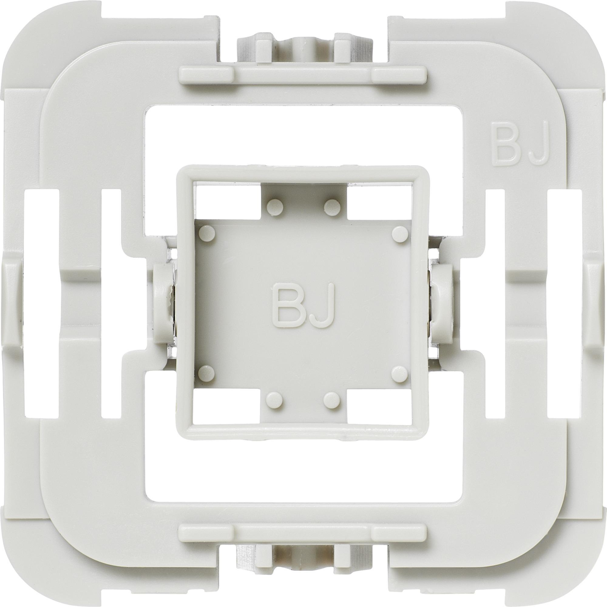 EQ3-ADA-BJ Atenuador e interruptor Integrado Blanco, Adaptador