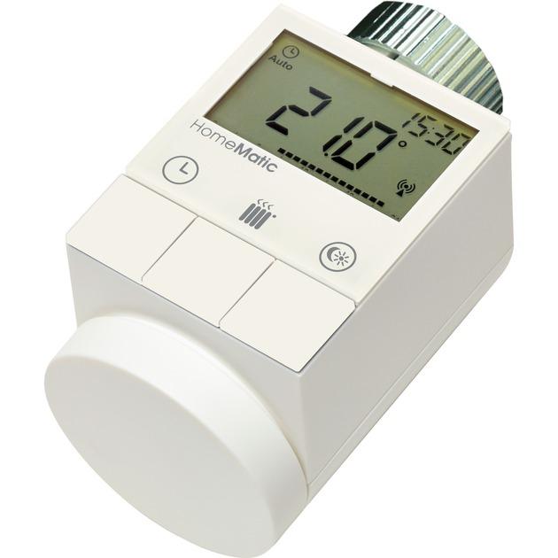 HM-CC-RT-DN termoestato Blanco, Termostato de la calefacción