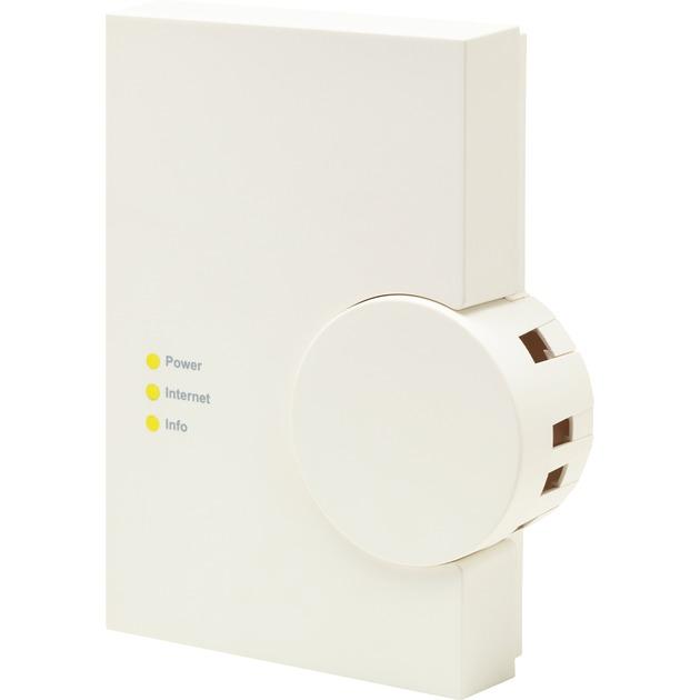 HM-Cen-O-TW-x-x-2 Blanco centralita para hogar inteligente