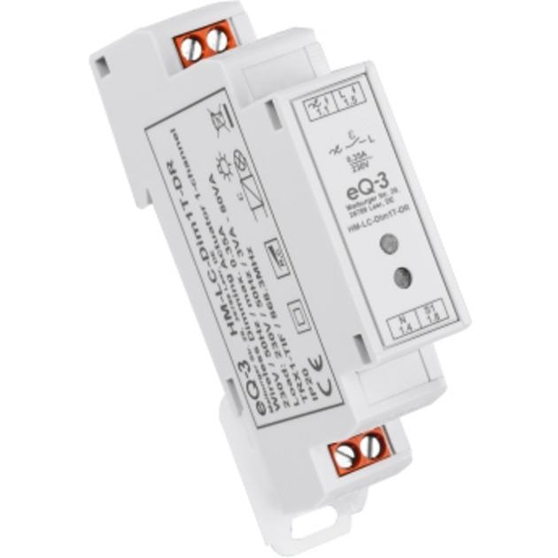 HM-LC-DIM1T-DR Atenuador e interruptor Integrado Blanco