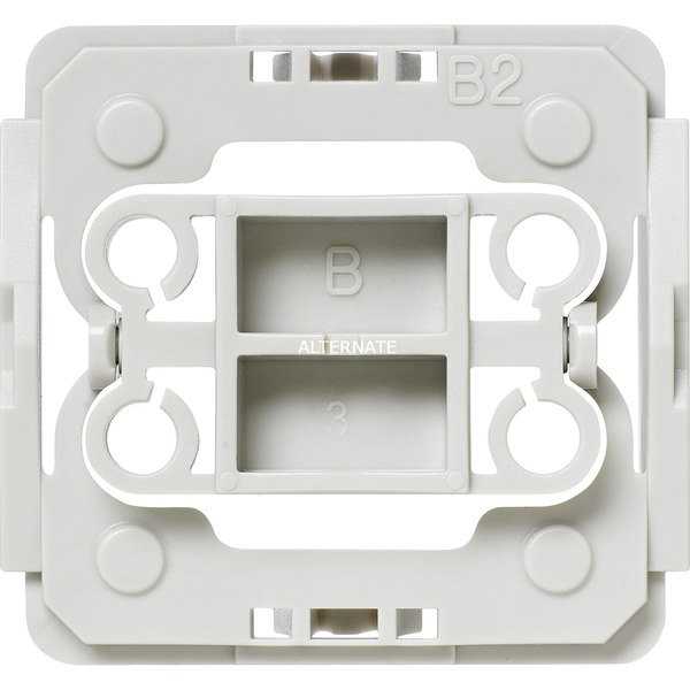 adaptor set B2, Adaptador