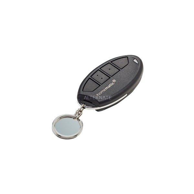 140740A0 mando a distancia RF inalámbrico Negro Botones
