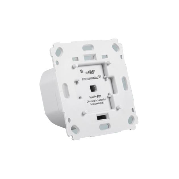 143166A0 Montaje enrasado Regulador de luminosidad accionador smart home, Interruptor