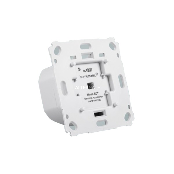 143166A0 accionador smart home Regulador de luminosidad Montaje enrasado, Interruptor