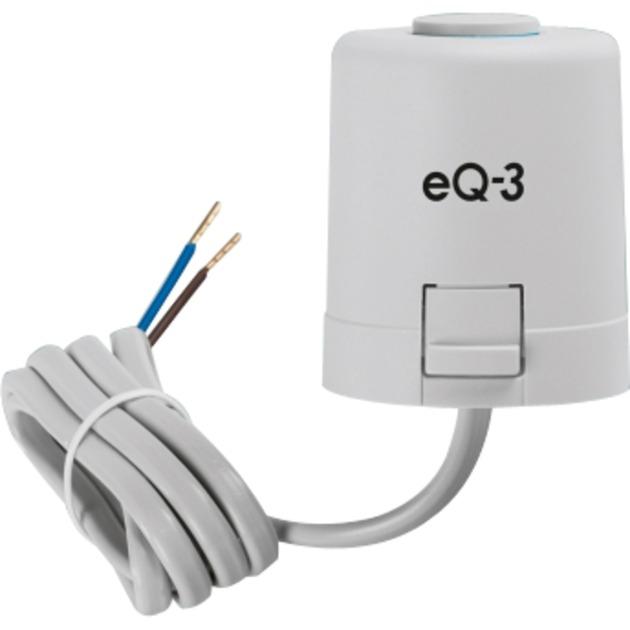 EQ3-VD230 Blanco receptor smart home, Actuador