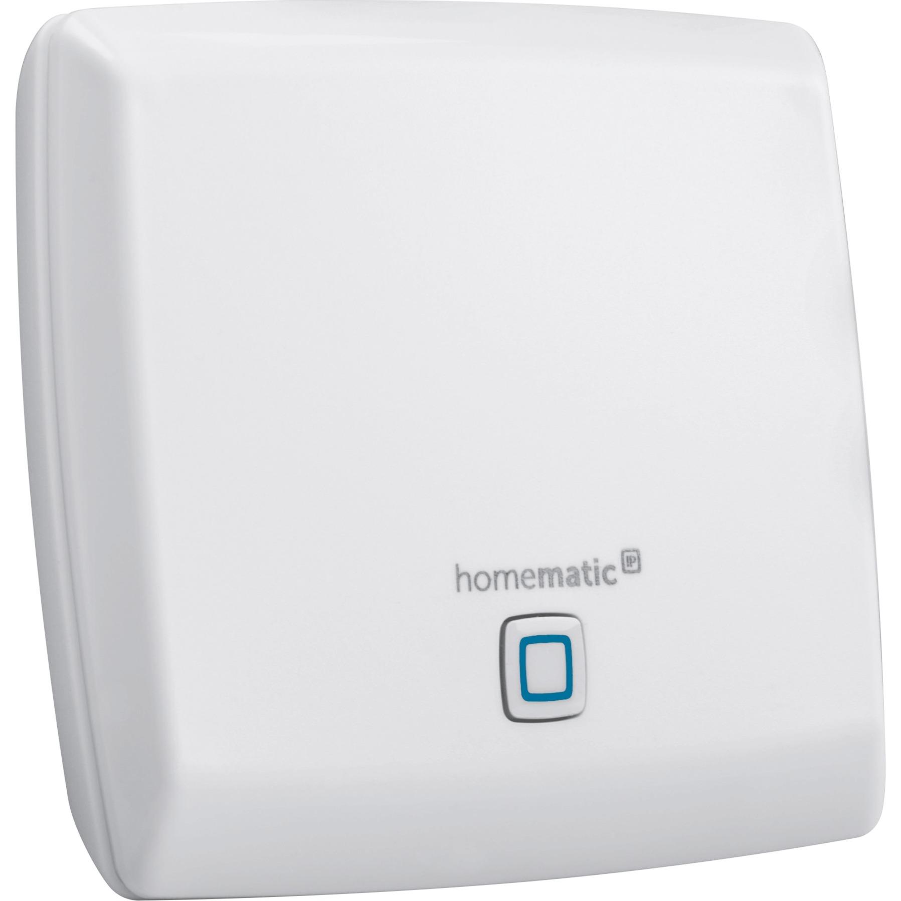 HMIP-HAP punto de acceso WLAN 100 Mbit/s Blanco, Central