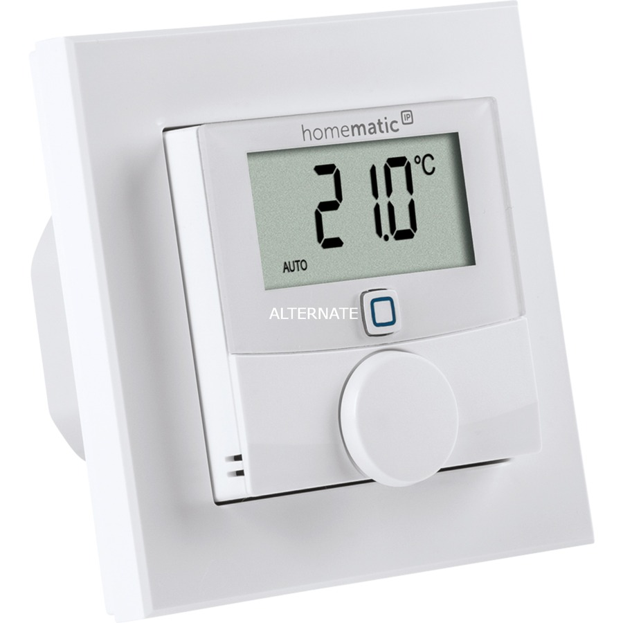 HmIP-BWTH24 RF Blanco termoestato, Termostato