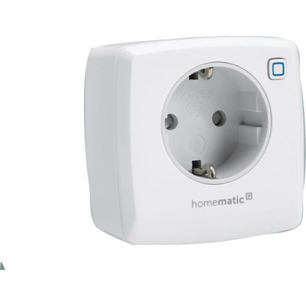 HmIP-PDT Atenuador e interruptor Externo Blanco, Enchufe