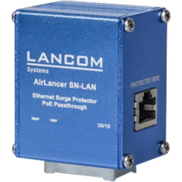 AirLancer SN-LAN 1000 Mbit/s Ethernet Azul 1 pieza(s), Protección contra sobretensión