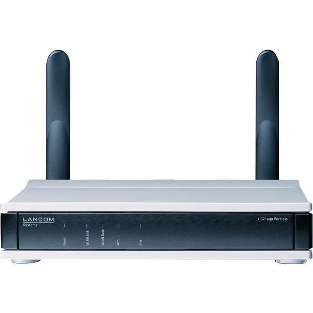 L-321agn punto de acceso WLAN 300 Mbit/s Energía sobre Ethernet (PoE)