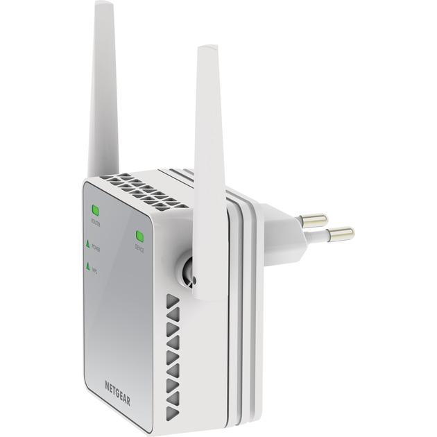 EX2700-100PES Network repeater Blanco ampliador de red, Repetidor