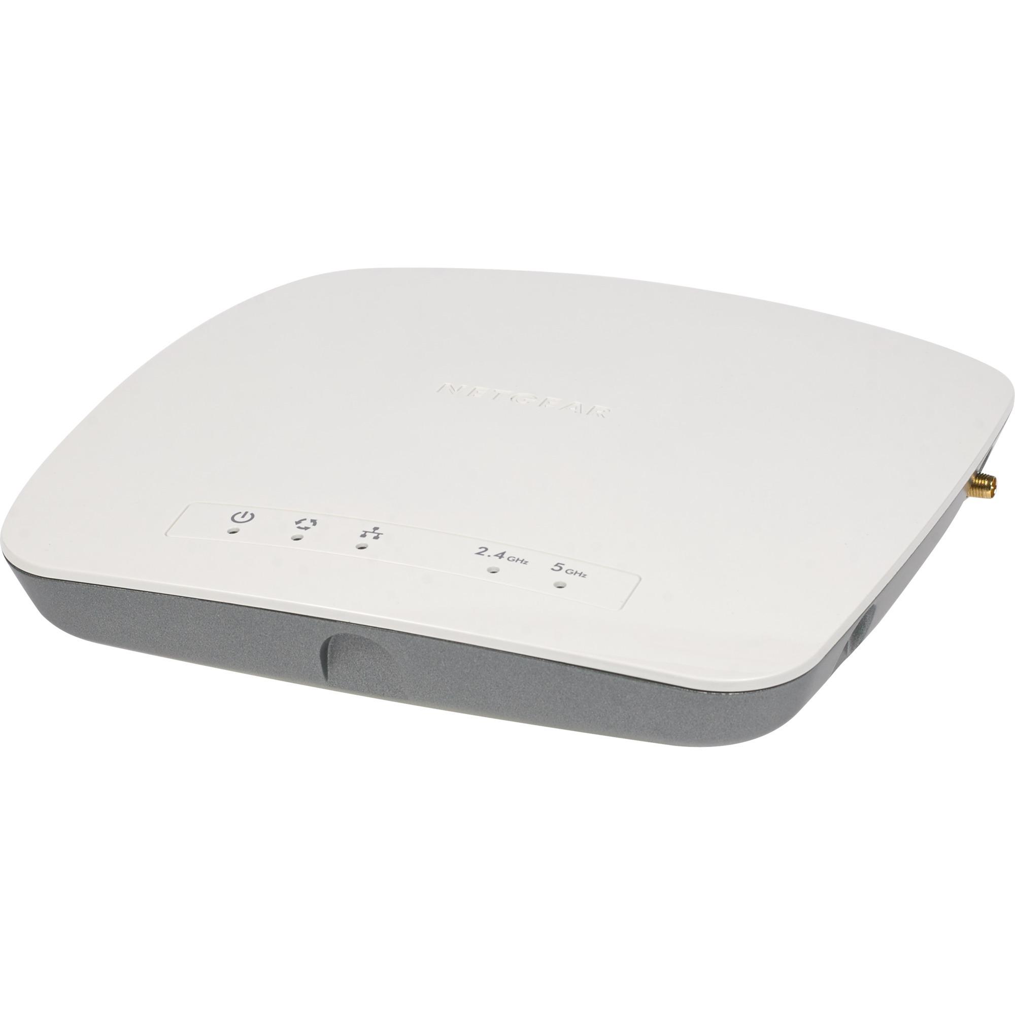 WAC720 punto de acceso WLAN 867 Mbit/s Energía sobre Ethernet (PoE) Blanco
