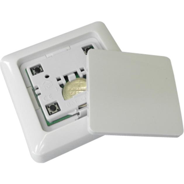 009303 Botones Color blanco mando a distancia, Interruptor