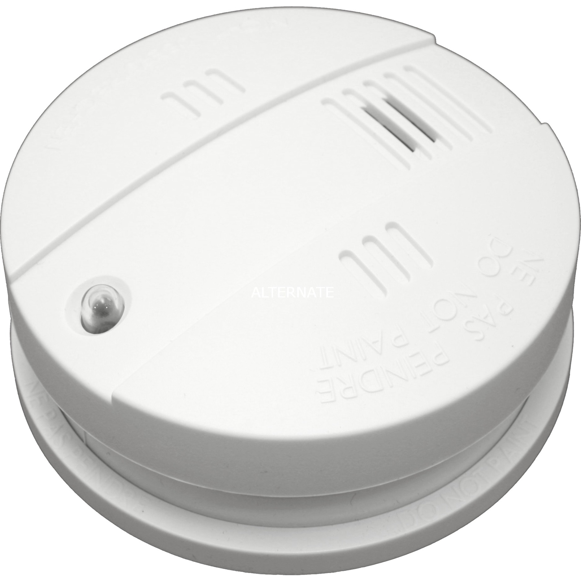 009402 Detector fotoeléctrico de reflexión Inalámbrico detector de humo