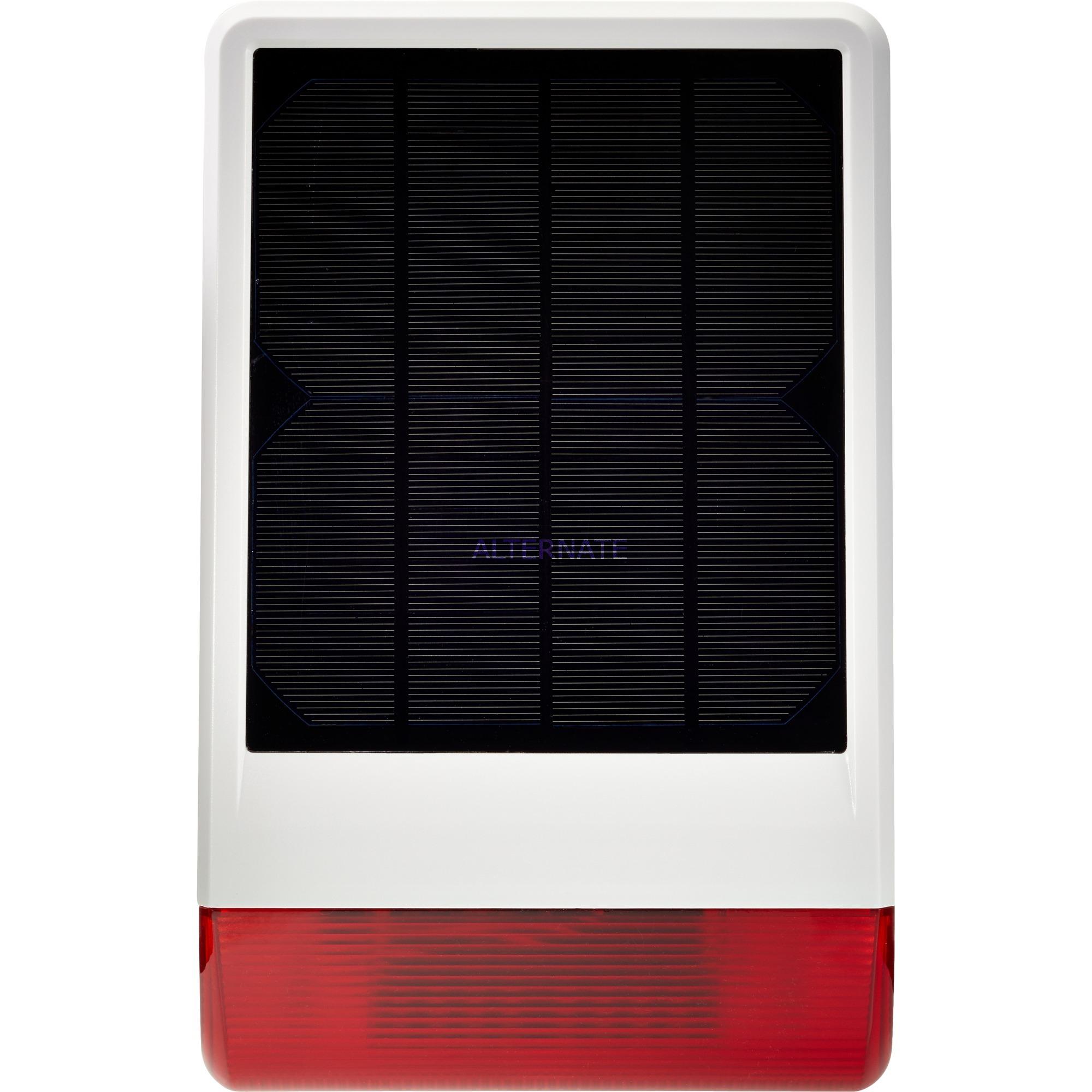 Siren 2 Wireless siren Exterior Rojo, Blanco, Sirena