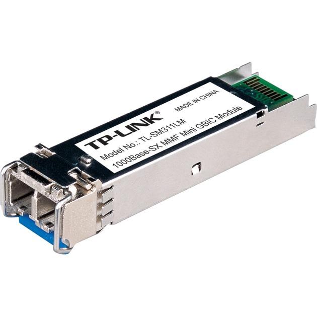 1000base-BX Multi-mode SFP Module convertidor de medio 1280 Mbit/s 850 nm, Módulo