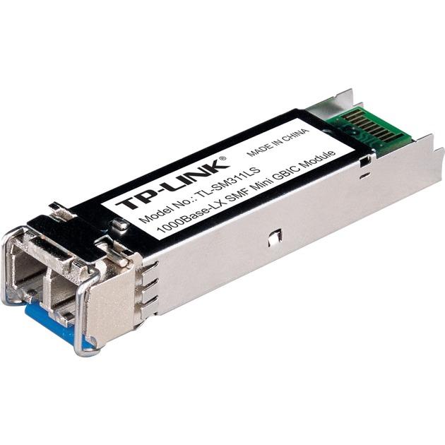 1000base-BX Single-mode SFP Module convertidor de medio 1280 Mbit/s 1310 nm, Adaptador