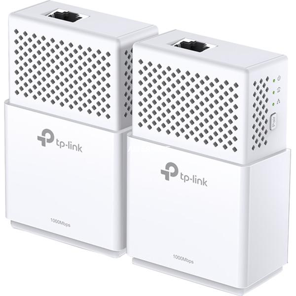 AV1000 1000 Mbit/s Ethernet Blanco 2 pieza(s), PowerLAN