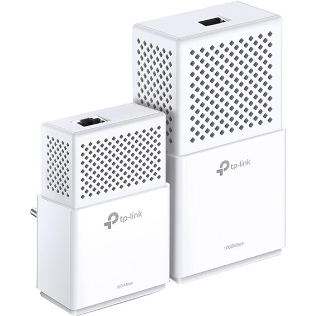 AV1000 Powerline Wi-Fi Kit 1000 Mbit/s Ethernet Wifi Blanco 2 pieza(s), PowerLAN