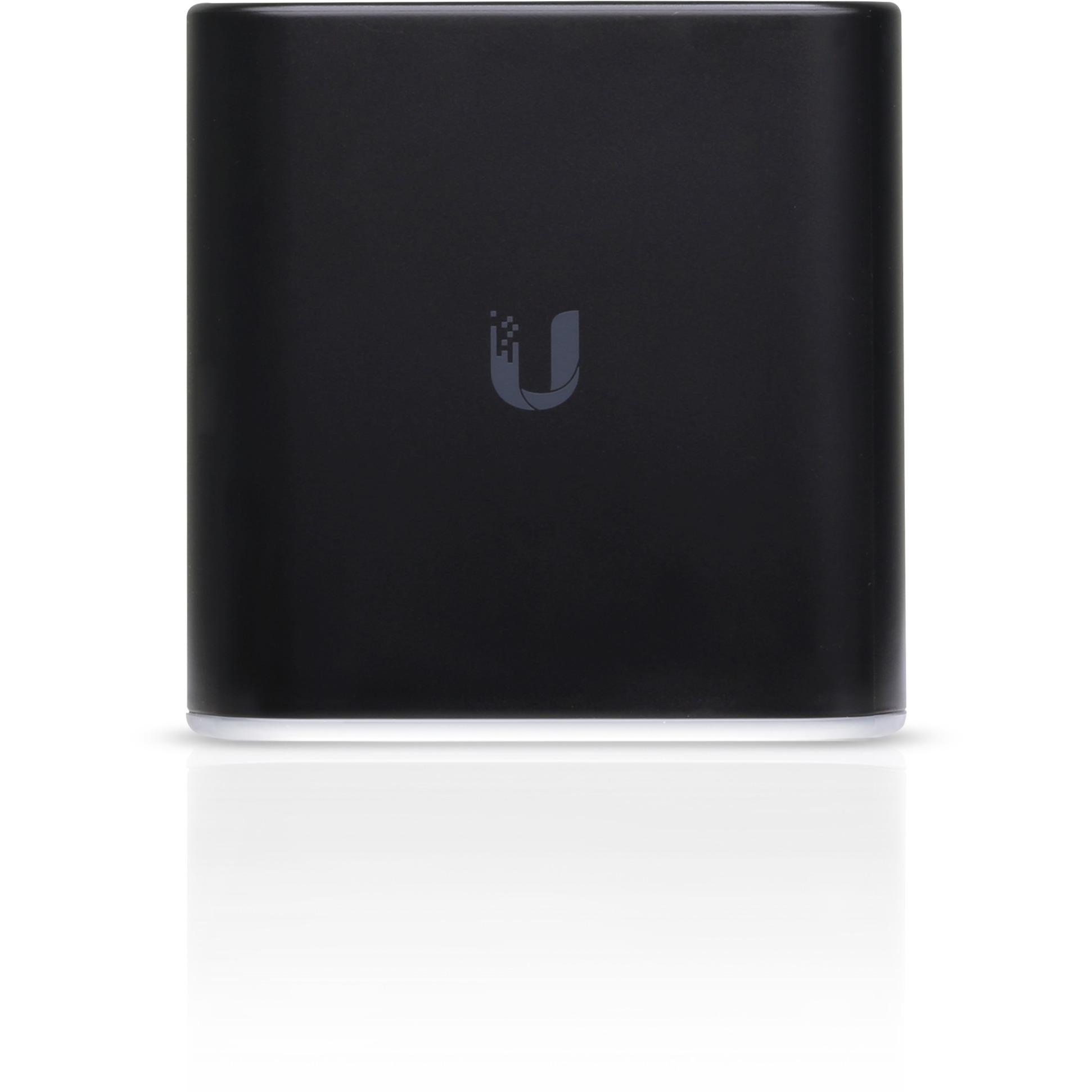 airCube 867Mbit/s Energía sobre Ethernet (PoE) Negro punto de acceso WLAN