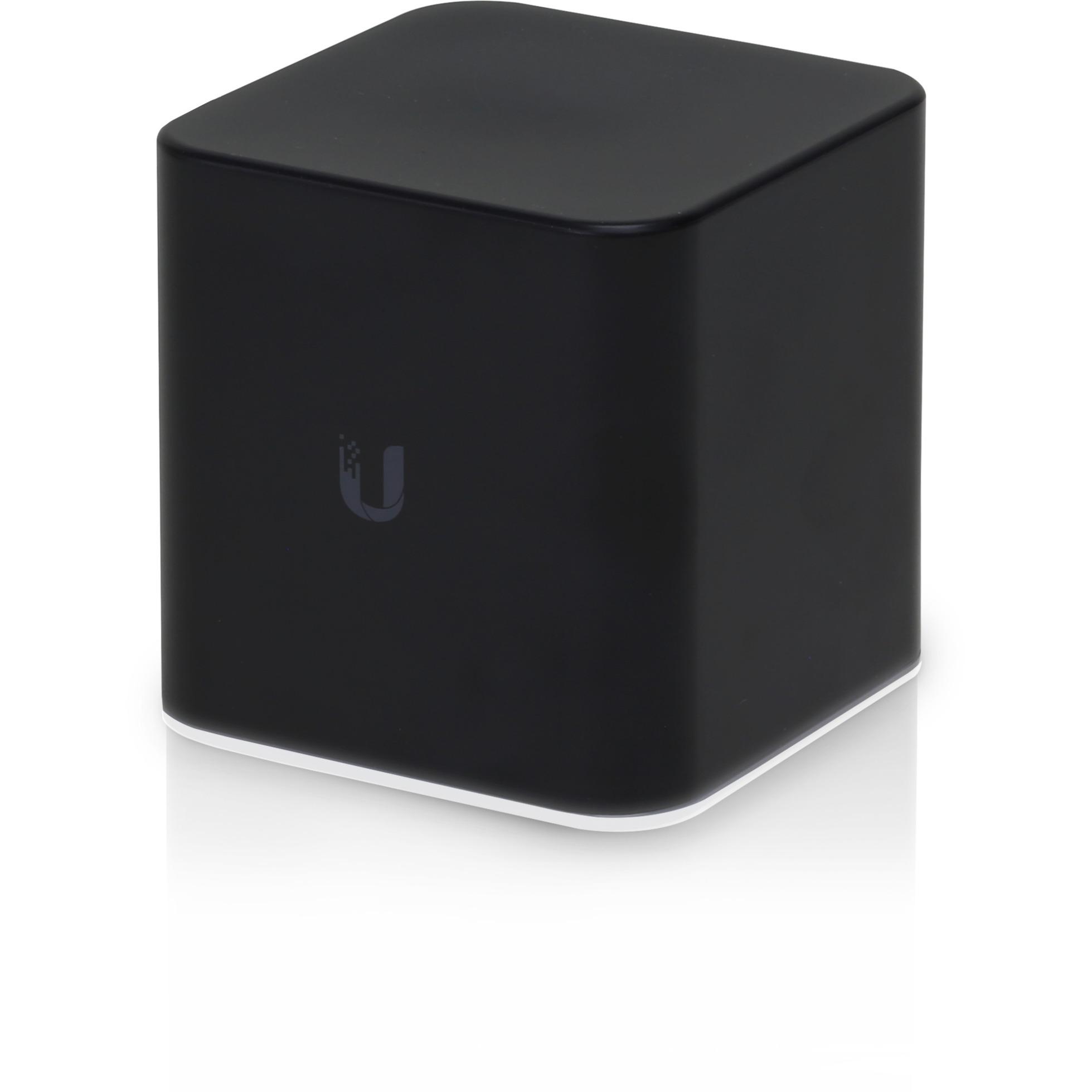 airCube punto de acceso WLAN 300 Mbit/s Energía sobre Ethernet (PoE) Negro