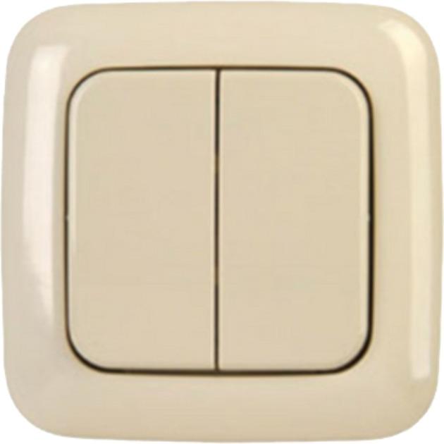 ZME_DW1 Crema de color interruptor de luz