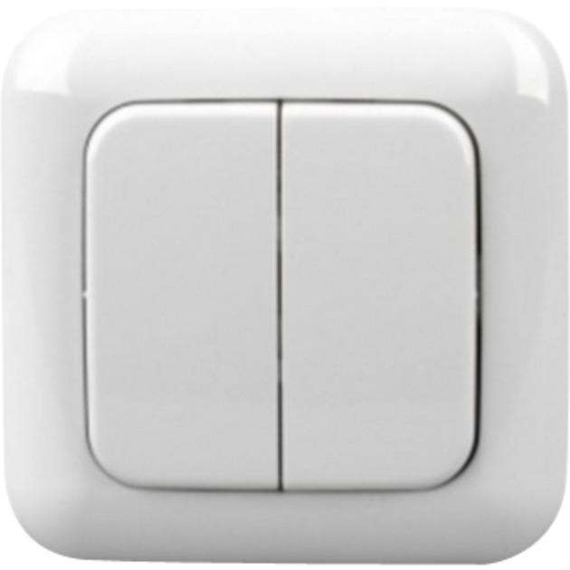 ZME_DW2 interruptor de luz Blanco