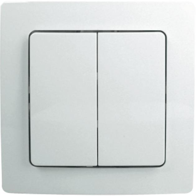 ZME_DW6 interruptor de luz Blanco