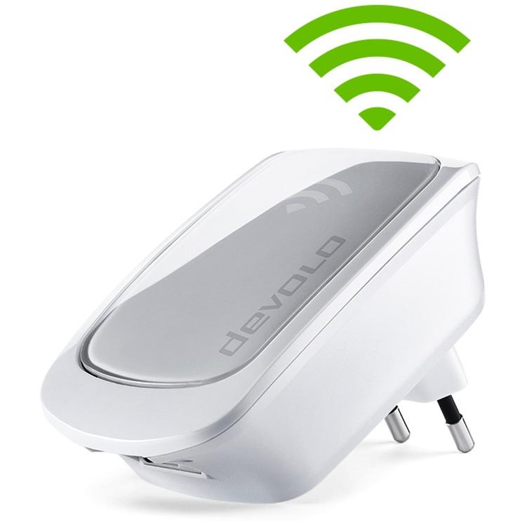 9421 repetidor y transceptor 300 Mbit/s Repetidor de red Blanco