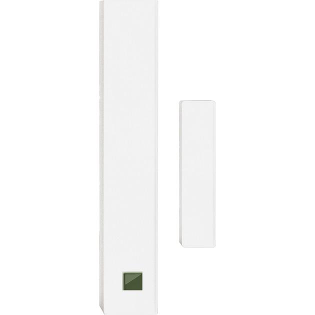BC-SC-Rd-WM-2 Inalámbrico Marrón, Color blanco sensor de puerta / ventana, Contacto