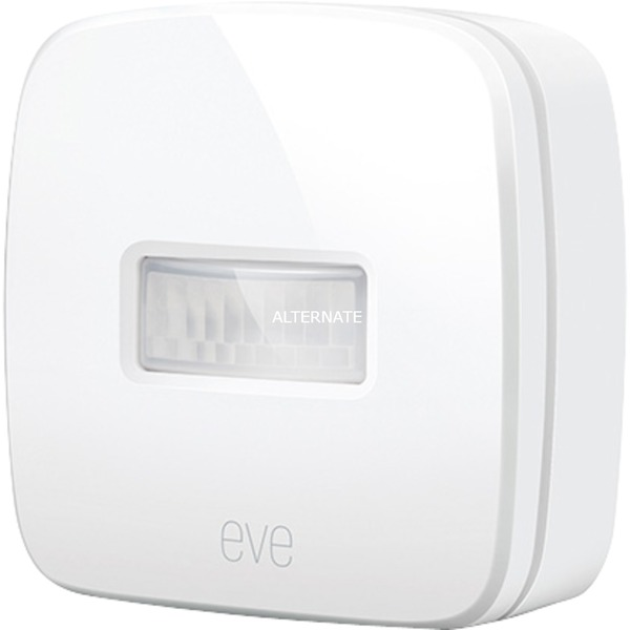 Eve Motion Sensor de infrarrojos Inalámbrico Color blanco, Detector de movimiento