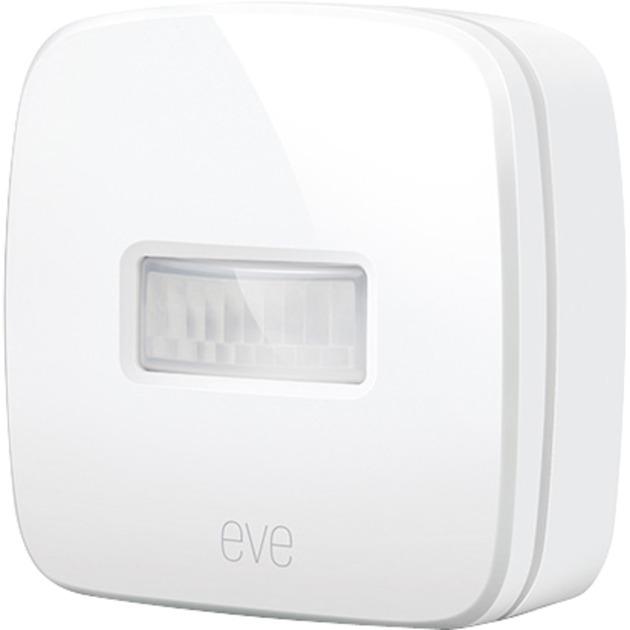 Eve Motion Sensor de infrarrojos Inalámbrico Blanco, Detector de movimiento
