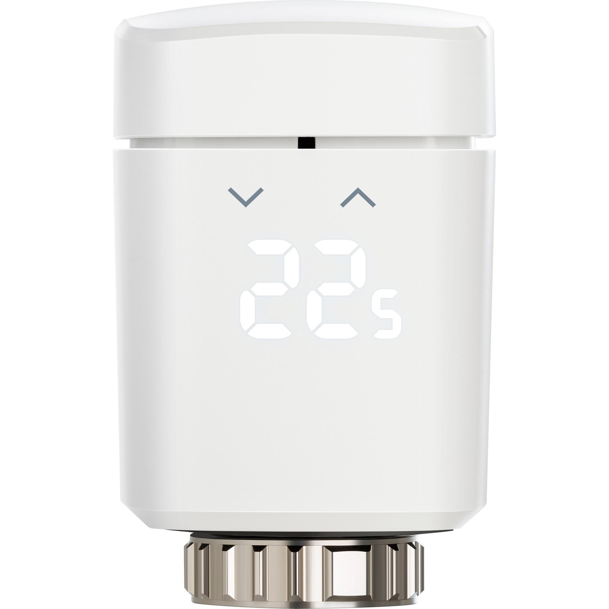 Eve Thermo termoestato Bluetooth Blanco, Termostato de la calefacción