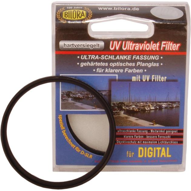 7010-52 Ultraviolet (UV) camera filter 52mm filtro de lente de cámara, Filtros
