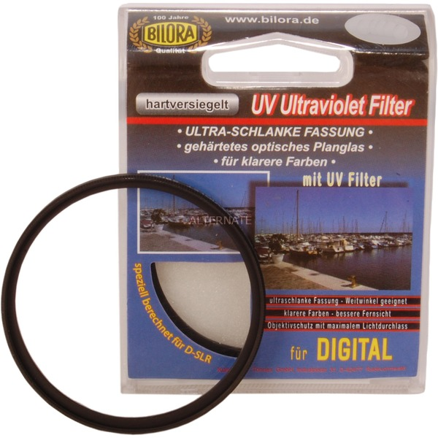 7010-55 Ultraviolet (UV) camera filter filtro de lente de cámara, Filtros
