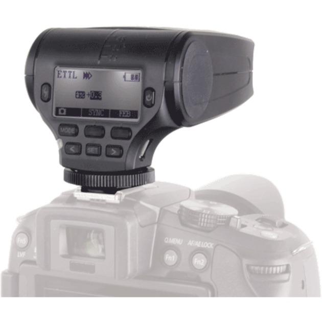 VK360 Flash compacto Negro, Unidad de Flash