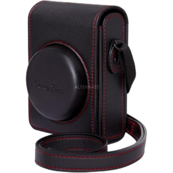 0042X095 Caja compacta Negro estuche para cámara fotográfica, Bolsa