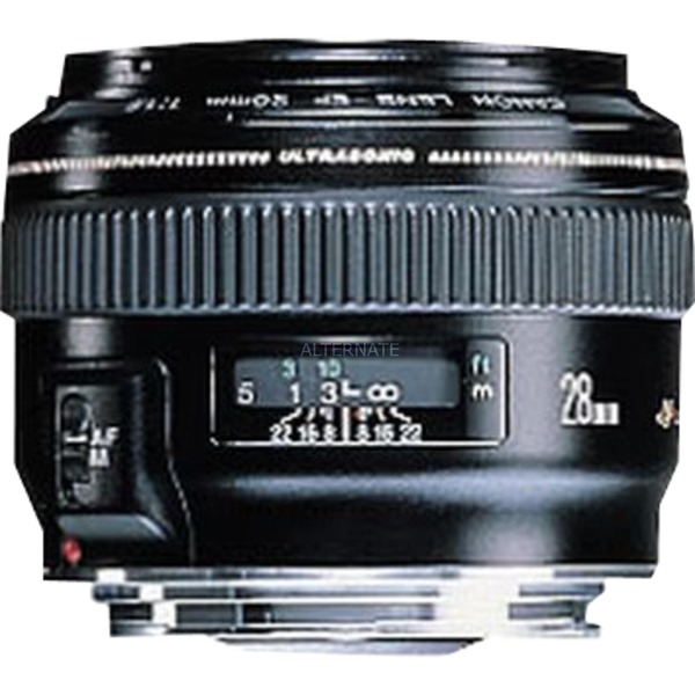 Objetivo EF 28mm 1:1.8 USM, Objetivos