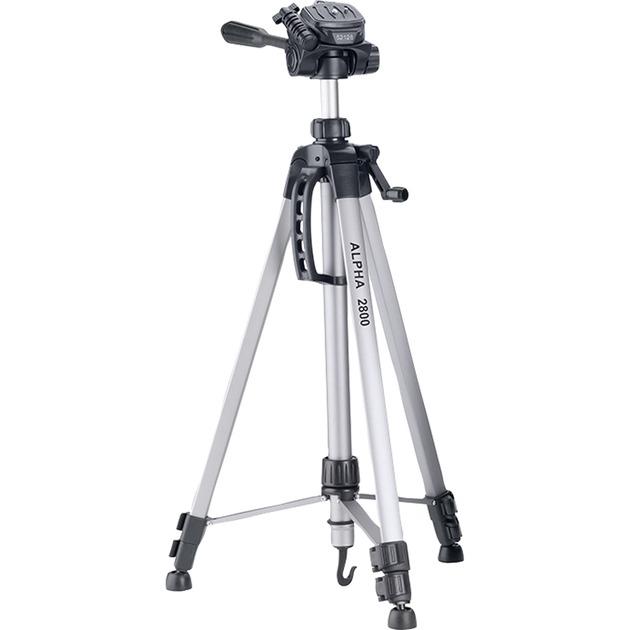 Alpha 2800 Digitales / cámaras de película Negro, Plata tripode, Trípodes y accesorios de trípode