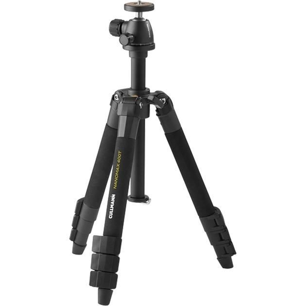 Nanomax 400T RB5.1 Digitales / cámaras de película Negro tripode, Trípodes y accesorios de trípode