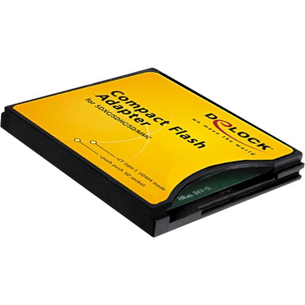 61796 tarjeta y adaptador de interfaz, Lector de tarjetas