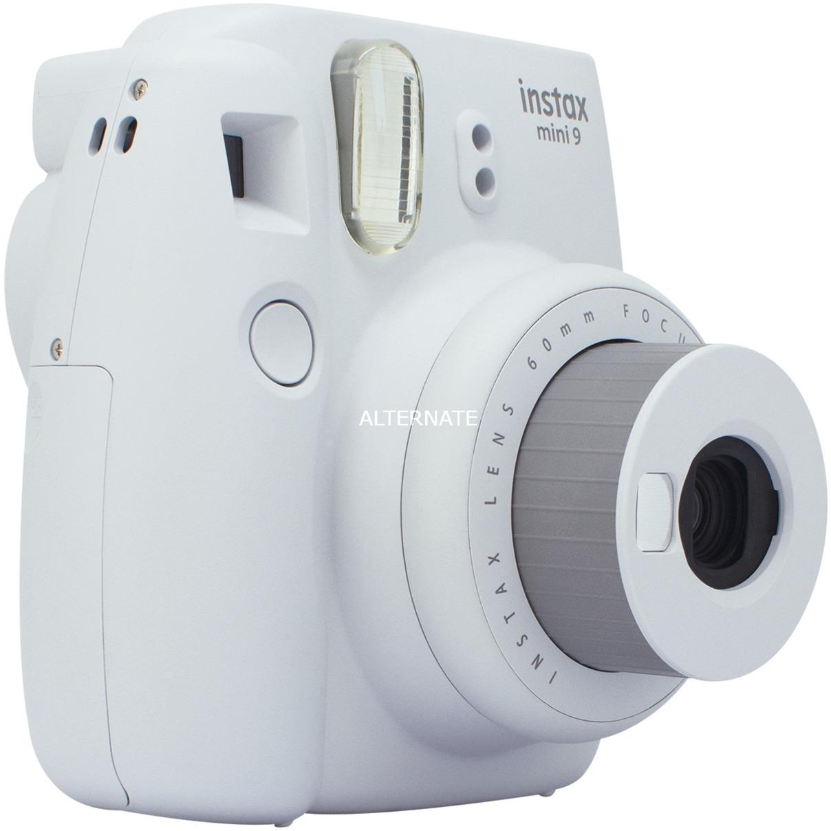 Instax Mini 9 62 x 46 mm Blanco, Cámara instantánea