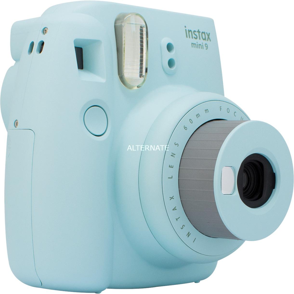 Instax Mini 9 62 x 46mm Azul cámara instantánea impresión